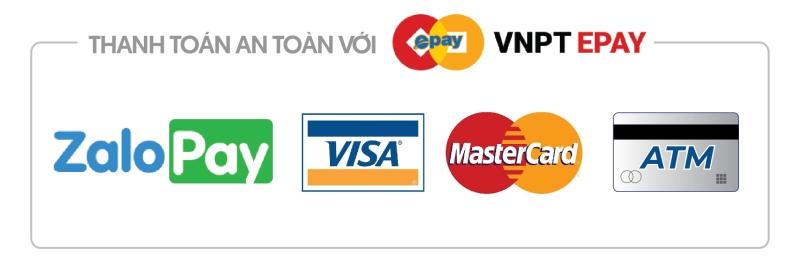 Thanh toán an toàn & nhanh chóng với VNPT EPAY