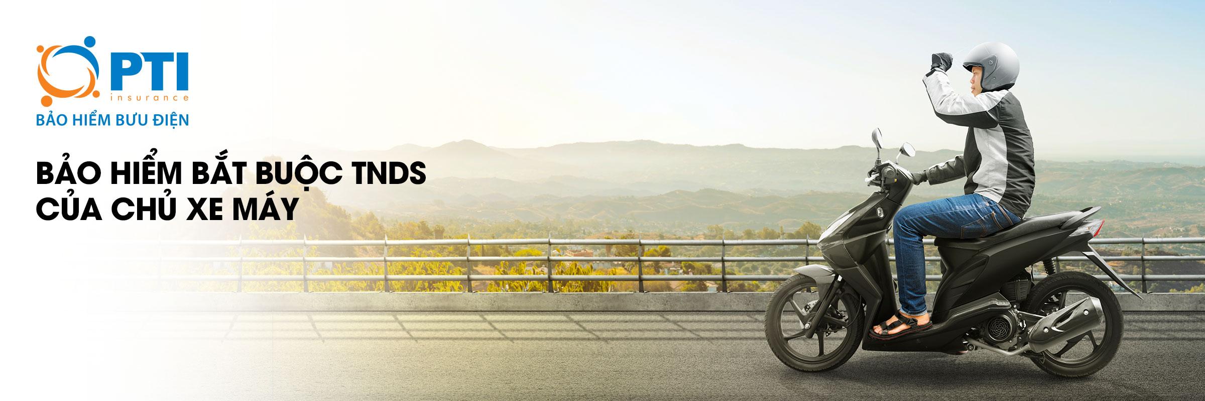 Bảo hiểm xe máy PTI